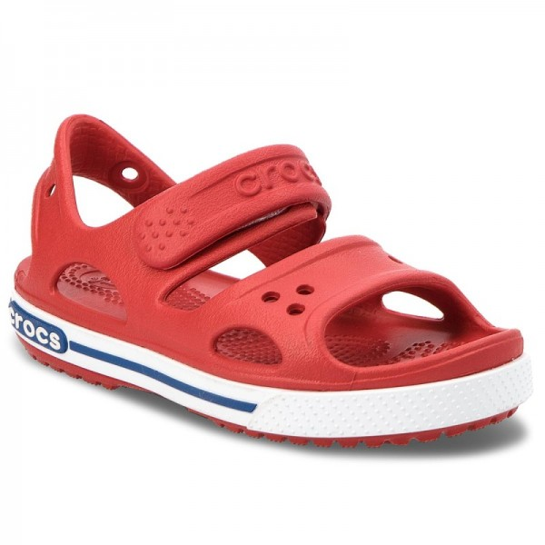 Crocs Crocband II Sandal PS - Pepper/Blue Jean