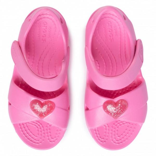 Classic Cross Strap Sandal PS - Pink Lemonade