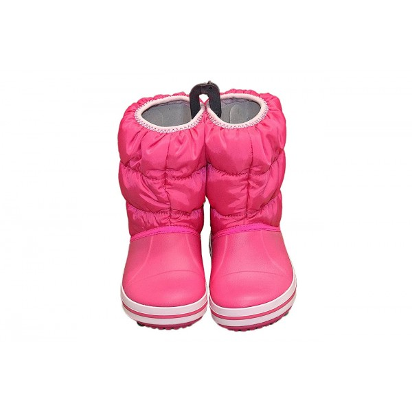 CROCBAND PUFF BOOT PINK