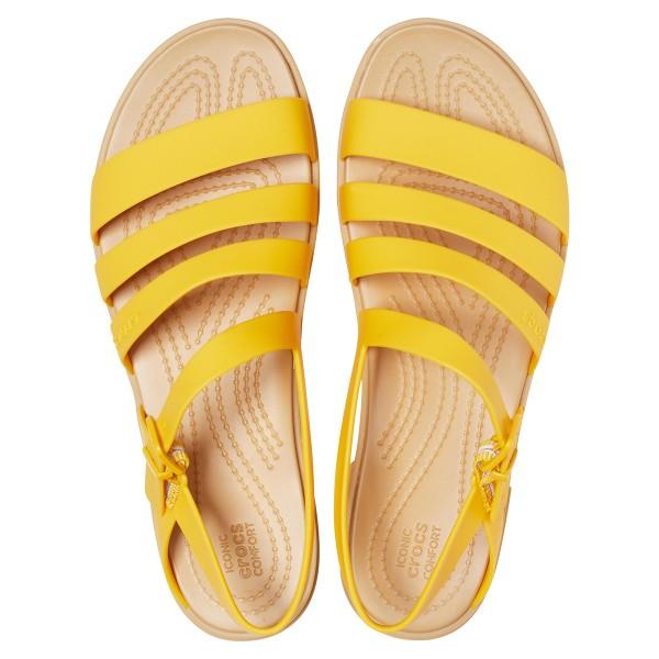 Crocs Tulum Sandal - Canary