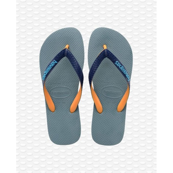 HAVAIANAS TOP MIX SILVER BLUE